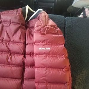 Michael Kors Authentic Bubble Jacket